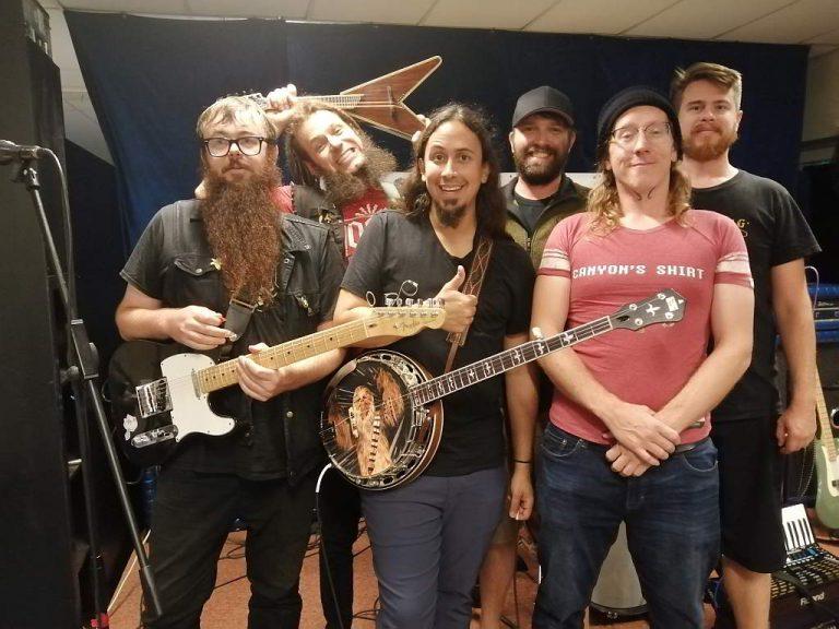 Folk-Hogan In de studio op 25 september 2019
