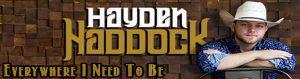 Hayden Haddock